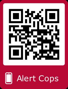 Alert Cops Bar Code